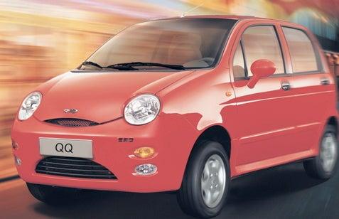 Chery Auto to Move Slooooooowly Into US
