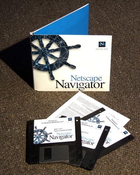 Netscape Navigator's Last Day: A Haiku