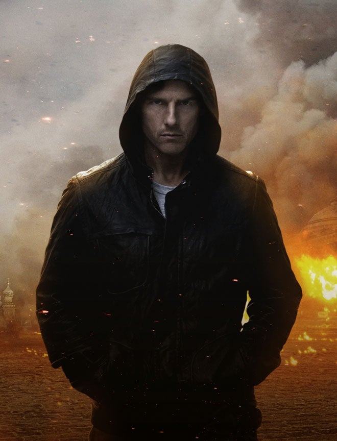 Mission: Impossible Ghost Protocol promo photo