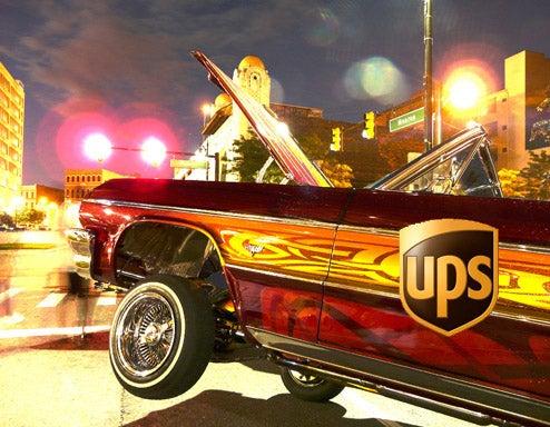 UPS Reveals Hydraulic Hybrid, Still Colored Fecal Brown