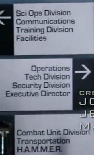 "Slam and Cram: Secrets of SHIELD episode ""The Hub"""
