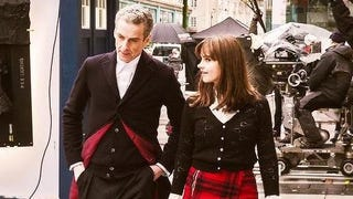 Can Peter Capaldi Save Doctor Who?