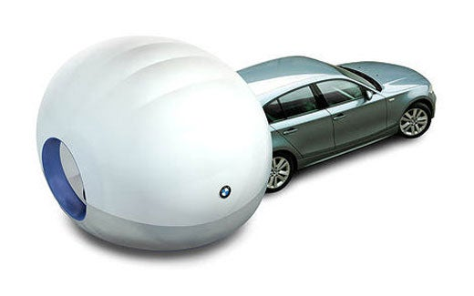 BMW Air Camper: Living Out of Your Car In Style