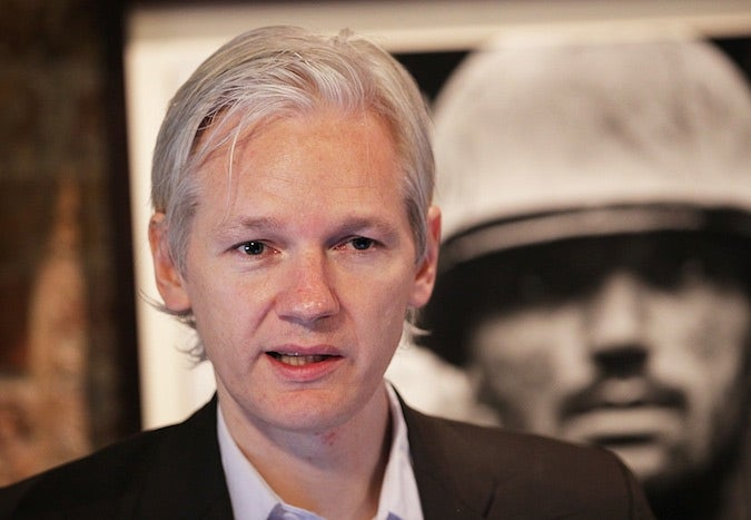 Are Wikileaks Activists Finally Realizing Their Founder Is a Megalomaniac?
