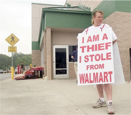 New Jersey Guy Demands NYC Wal-Mart