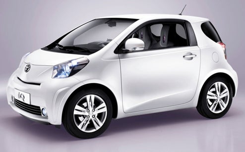 The Ten Small Cars Of The Future