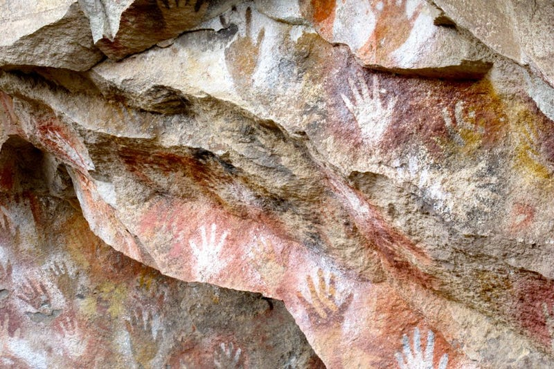 Scientists Think Cavemen Painted While High on Hallucinogenic Drugs