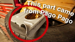 Risking identity theft and fraud for the last Ford Ranger oil baffle