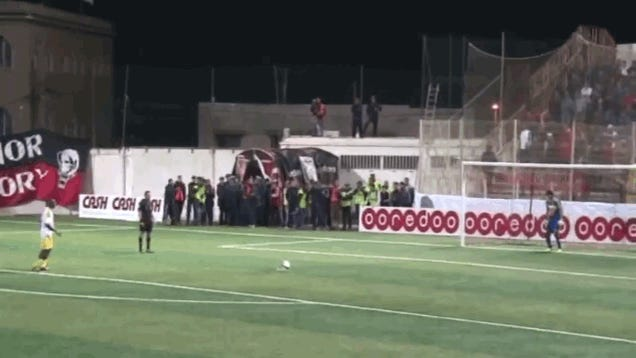 Cameroonian Soccer Player Dies After Fan-Thrown Object Hits Him In Head