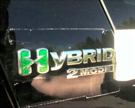 Spy Photos: Cadillac Escalade Hybrid?