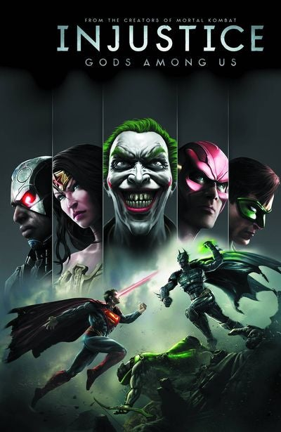 Injustice reveals what happens when Superman lets himself kill