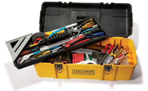 Put Together a Rock Solid Home Tool Kit