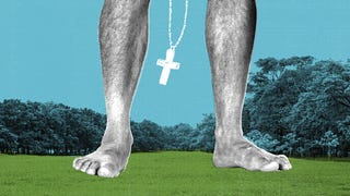 ​Naked and Unafraid: Baring Witness at a Christian Nudist Festival