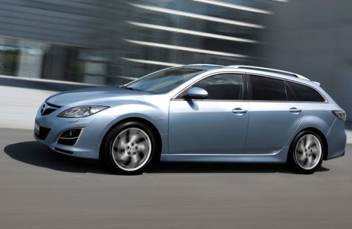 2010 Mazda6 Wagon: Sorry, Not For You America