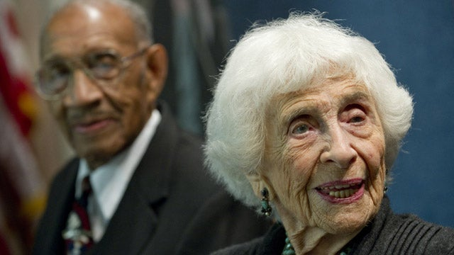 Awesome 102-Year-Old Woman Is Going Strong