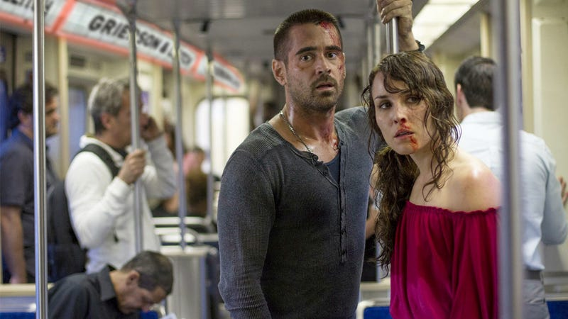 Colin Farrell, Dead Man Down, And Why It's Pointless For Bloggers To Give Actors Career Advice