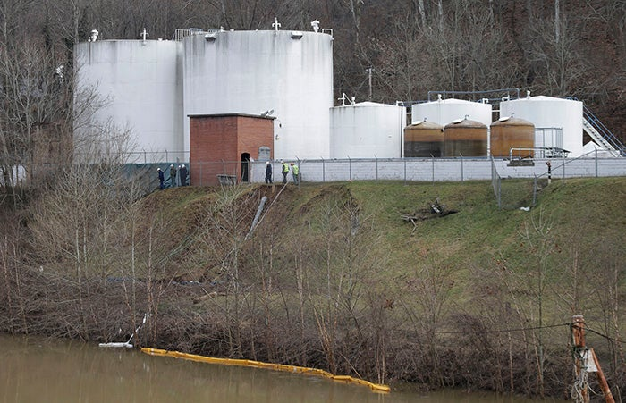 West Va. Toxic Spillers Totally Forgot to Mention This Other Chemical