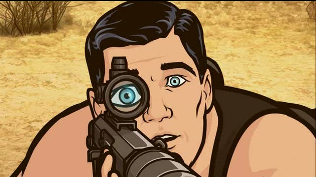 A Very Special Episode of Archer Tackles Human Trafficking