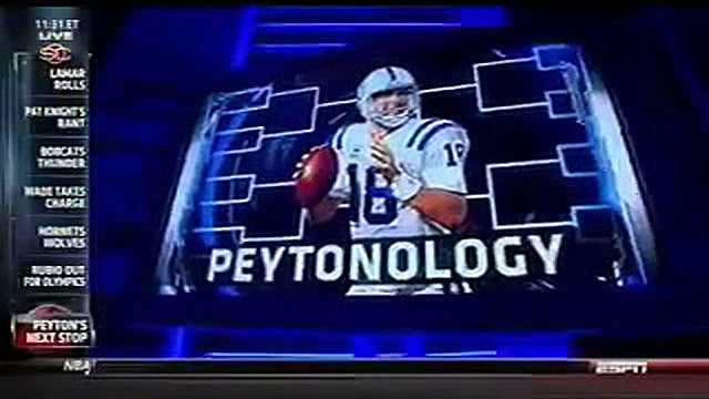 "Bristolmetrics: The Week We Watched ESPN Savor Its Own Farts With ""Peytonology"""
