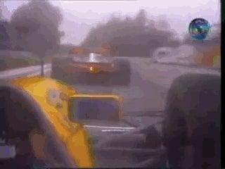 Ayrton Senna és a varázslat