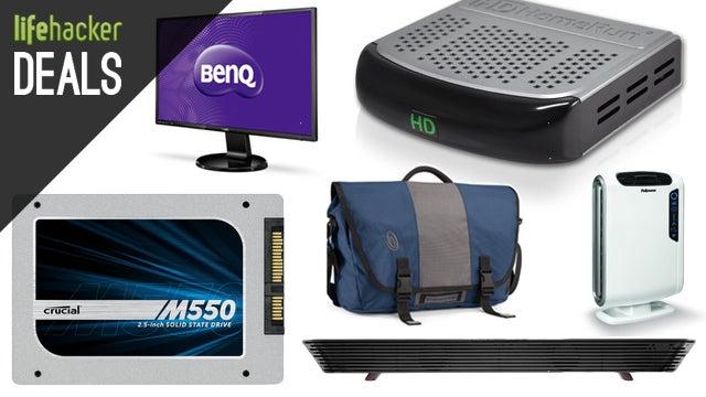 Deals: Polk Audio Soundbar, Timbuk2 Bags, OTA TV Streaming Box