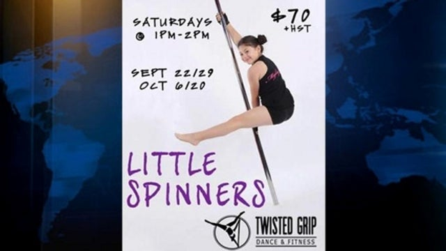 Canadian Dance Studio Introduces Pole Dancing Classes, You Know, For Kids