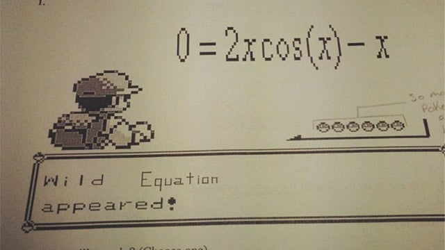 The Greatest Calculus Test of All Time