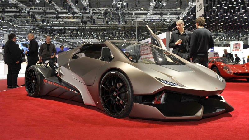 Sbarro Evoluzione has nothing to do with airport pizza