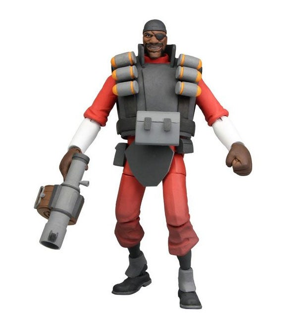 Some Asshole Stole a Team Fortress 2 Figure From Toy Fair