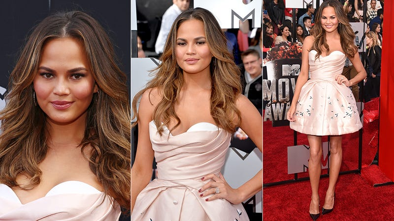 Chrissy Teigen Was Fired from a Forever 21 Shoot for Being 'Too Fat'