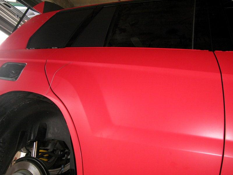 Inside The RENNTech GLK350 SPEC.R HYBRID Rally-Inspired SEMA Racer