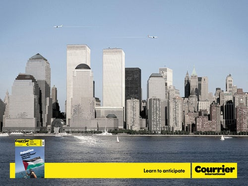 Oh, Is This a Bad Time for a 9/11 Ad?