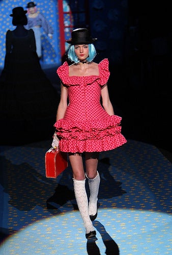 Fashion Show: Betsey Johnson