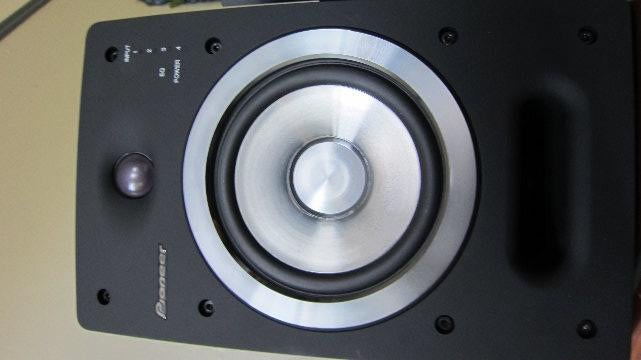 Pioneer S-DJ05 Speaker Gallery