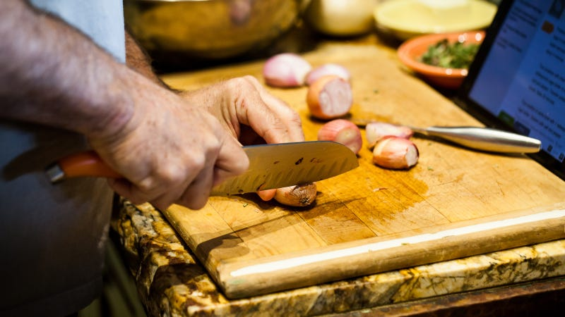 The Best Cookbook Apps to Make Yourself a 21st Century Julia Child