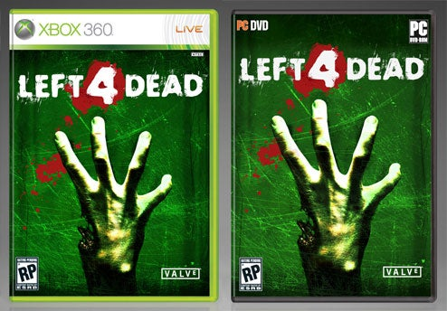 "Left 4 Dead Box Art To Change? ""Stay Tuned"""