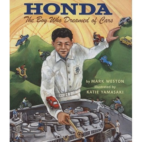 What Great Automotive Legend Should Be In A Children's Book?