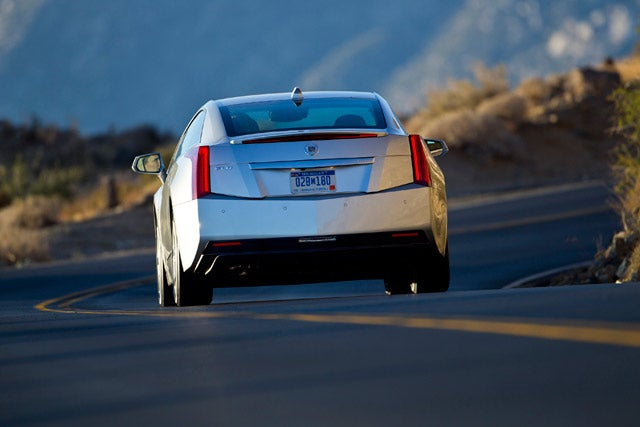 Not Your Daddy's Caddy. At the Wheel of The All-New Plug-In Hybrid ELR