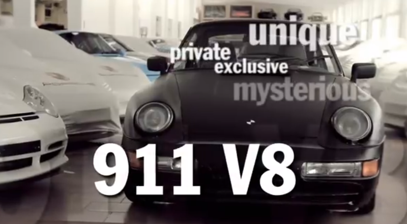 Porsche's Secret 911s