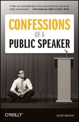 Confessions of a Public Speaker Demystifies Your Fear of Public Speaking