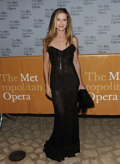 At The Met, Operatic Clothes Hit High Notes