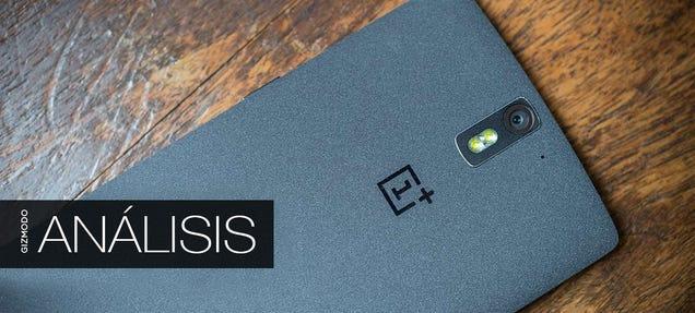 OnePlus One, análisis: un smartphone increíblemente fantástico
