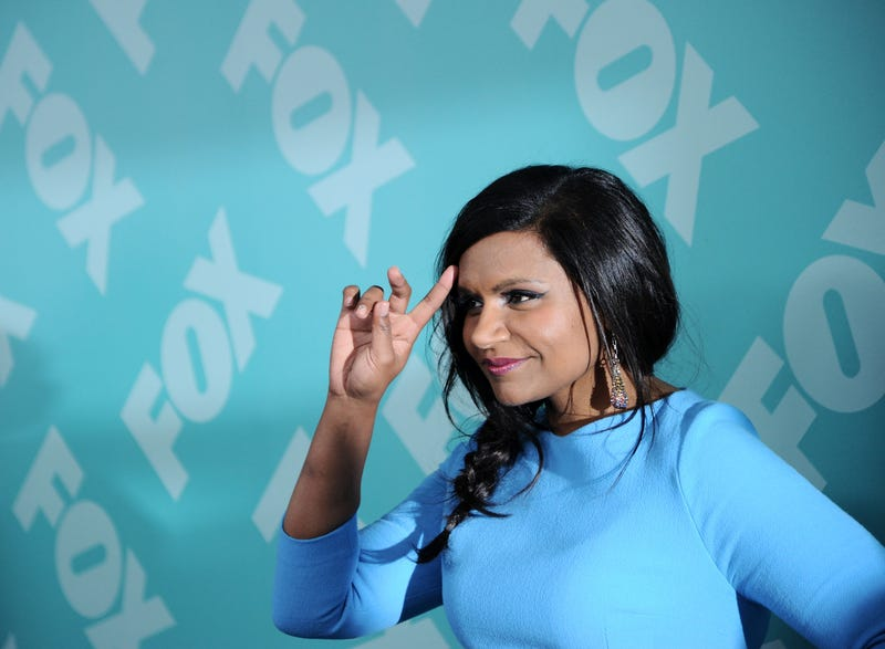 Mindy Kaling is Not, in Fact, a Republican