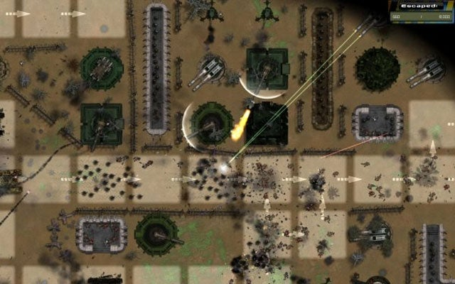These Tank Battles Look Awfully Gratuitous