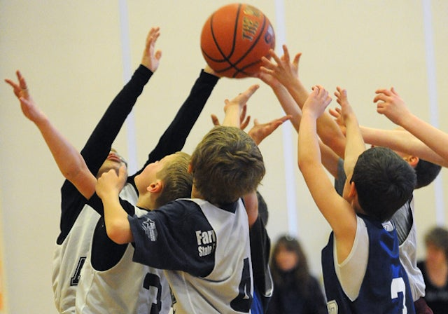 Youth Basketball Coach Tells Kid Wrong Time To Show Up For Playoff Game Because He Stinks