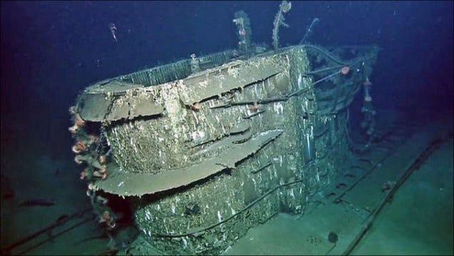 фильмы о затонувших подводных лодок