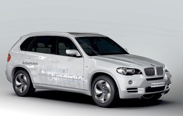 BMW Diesel Mild Hybrid X5 Concept Officially Revealed, Officially Has A Silly Name
