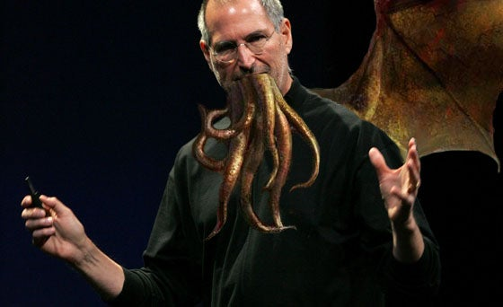 The Steve Jobs Photoshop Gallery of Good, Evil, and Awkwardness