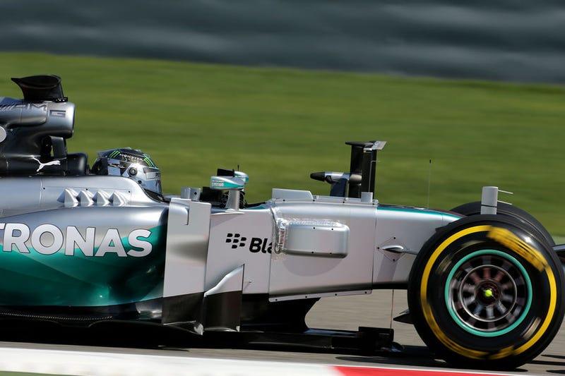 Technically Formula 1 - Bahrain In-Season Test