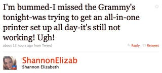 Celebs Tweet The Grammy Awards